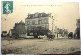RUE DU PONT DE CRÉTEIL - SAINT MAUR DES FOSSÉS - Saint Maur Des Fosses