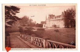 19241-LE-81-LE TARN ILLUSTRE--SAINT-PAUL-CAP-DE-JOUX-Château De Scalibert - Saint Paul Cap De Joux