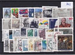 Bundesrepublik, Kpl. Jahrgang 1986, Gest. ( K 762) - Gebraucht