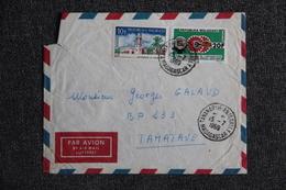 Lettre De MADAGASCAR ( TAMATAVE) Vers TANANARIVE - Madagaskar (1960-...)