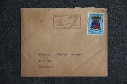 Lettre De MADAGASCAR ( TANANARIVE) Vers TAMATAVE - Madagascar (1960-...)