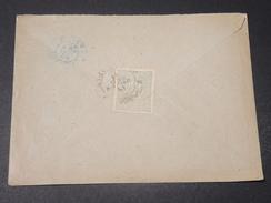 TURQUIE - Enveloppe Pour La France En 1896 , Affranchissement Au Verso - L 10628 - 1858-1921 Empire Ottoman
