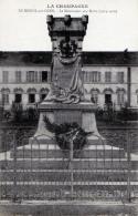Le Mesnil-sur-Oger (Marne)     Monument  Aux Morts   (1914-1918) - France