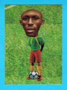 STEPHANE M'BIA (Olympique De Marseille ) 2010 World FootballStars STICKER MINT UNUSED Hebei China Fortune FC Trabzonspor - Trading Cards