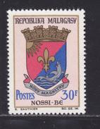 MADAGASCAR N°  439 ** MNH Neuf Sans Charnière, TB  (D3008) Armoiries - Madagascar (1960-...)