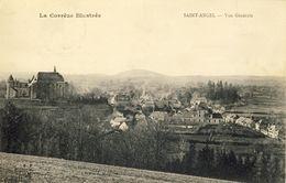 19 - Saint-Angel - Vue Générale - 1912 - Otros Municipios