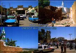 ETIOPIA, HARAR,  THE FORTIFIED TOWN WORLD HERITAGE  [40527] - Ethiopie