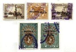 IRAQ, Revenues, Used, F/VF - Iraq