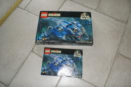 Lego Star War N° 7161 Complet Avec Boite Et Notice - Lego System