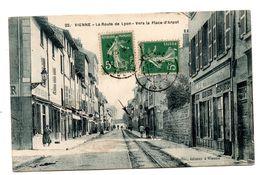 Vienne 38   Route De Lyon - Vienne