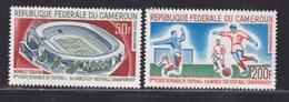 CAMEROUN AERIENS N°   88 & 89 ** MNH Neufs Sans Charnière, TB (D3009) Coupe Du Monde Football - Cameroun (1960-...)
