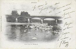 88)    ARCHES  -  Pont Sur La Moselle - Arches