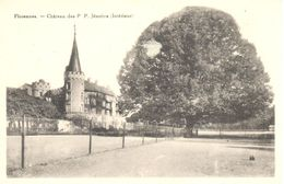 Florennes - CPA - Château Des P P. Jésuites ( Intérieur ) - Florennes