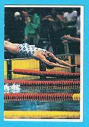 SWIMMING - Mediterranean Games 1979. MINT Natation Natacion Schwimmen Nuoto Jeux Mediterraneens Giochi Del Mediterraneo - Swimming