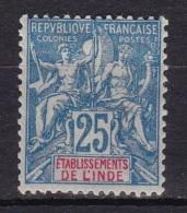 Inde N°16 * - India (1892-1954)