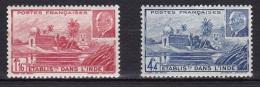 Inde  N°126*, 127* - India (1892-1954)