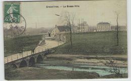 CPA 59 GRAVELINES LA BASSE VILLE - Gravelines