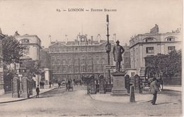 Vintage Postcard. London. Euston Station. - London