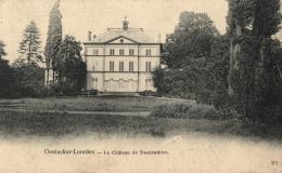 BELGIQUE - FLANDRE ORIENTALE - GAND - GENT - OOSTACKER-LOURDES - Le Château De Slootendries. - Gent