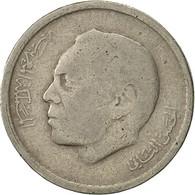 Maroc, Al-Hassan II, 50 Santimat, 1974, TB+, Copper-nickel, KM:62 - Maroc