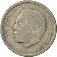 Maroc, Al-Hassan II, 50 Santimat, 1974, TB+, Copper-nickel, KM:62 - Morocco