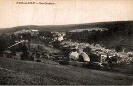 27 LYONS-LA-FORET VUE GENERALE - Lyons-la-Forêt