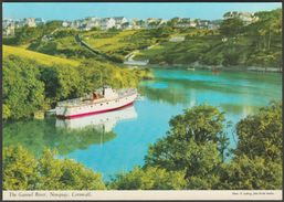 The Gannel River, Newquay, Cornwall, C.1980 - John Hinde Postcard - Newquay