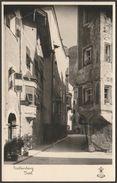 Rattenberg, Tirol, C.1940s - Engel Foto AK - Rattenberg
