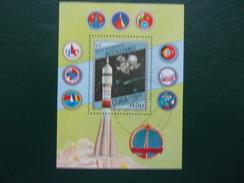 Cuba Espace Fusée Et Vostok Programme Intercosmos - Space