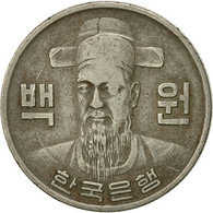 KOREA-SOUTH, 100 Won, 1979, TTB, Copper-nickel, KM:9 - Korea, South