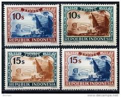 Indonesien  Dampflokomotiven - Trains