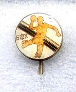 Pins/badges-vintage,rare,quality -  HANDBALL FEDERATION OF BULGARIA. - Handball