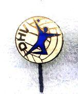 Pins/badges-vintage,rare,quality -  HANDBALL FEDERATION OF EAST GERM.ANY - Handball