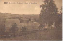 Gesves - Faulx - CPA - Ancienne Abbaye De Grandpré - Gesves