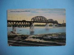 GRANITE CITY  -  Mc Kinley Bridge  -  Illinois    -  Etats Unis - Etats-Unis