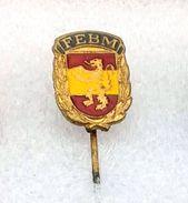 Pins/badges-vintage,rare,quality -  HANDBALL FEDERATION OF SPAIN. - Handball