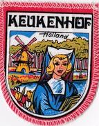 Keukenhof - Holland - Stoffen Embleem Om Op Te Naaien - Blazoenen (textiel)