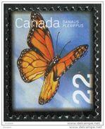 CANADA, 2014, # 2708,  GREAT MONARC,  0.22  PAPILLON MONARC.  SINGLE  MNH - 1952-.... Règne D'Elizabeth II