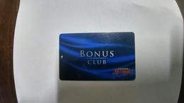 Estonia-Casino Card-OLYMPIC-casino - Casinokarten
