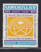URUGUAY AERIENS N°  397 ** MNH Neuf Sans Charnière, TB (D3031) Michel-Ange - Uruguay