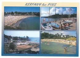 CP MOELAN SUR MER, LA PLAGE DE KERFANY LES PINS, FINISTERE 29 - Moëlan-sur-Mer