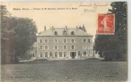 30487 - DUGNY SUR MEUSE - CHATEAU DE MR HUMBERT, SENATEUR DE LA MEUSE - France