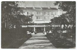 CPA JUAN LES PINS, GRAND HOTEL, ANTIBES, ALPES MARITIMES 06 - Antibes