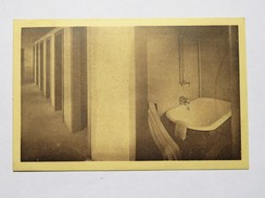 C.P.A. 40 TARTAS : Pensionnat Sainte-Ursule, Les Bains Douches, En 1937 - Tartas
