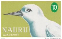 NAURU - White Tern, First Issue $10, Tirage 1200, Sample - Nauru