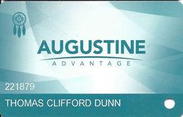 Augustine Casino - Coachella, CA - Slot Card - Casino Cards
