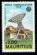 MAURITIUS 1983 - From Set - Mnh - Mauritius (1968-...)