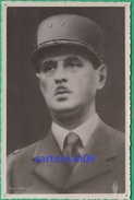Militaria - Le Général De Gaulle - Photo Henri Manuel à Paris - Guerre, Militaire