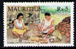 MAURITIUS 2001 - From Set - Used - Mauritius (1968-...)
