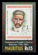 MAURITIUS 2001 - Set Used - Mauritius (1968-...)
